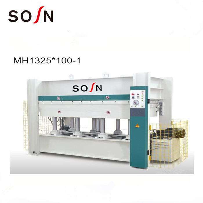 MH1325*100-1 Hot Press Machine